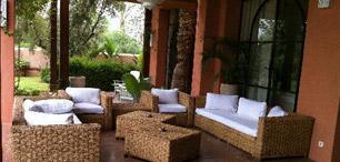 Villa jardin nomade villa de luxe maison d 39 hotes de luxe a for Villa jardin nomade